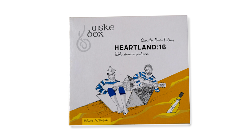 Uiskebox: CD Cover